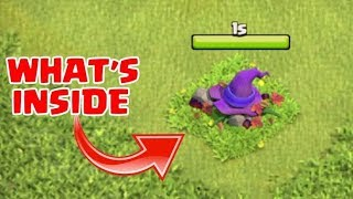 Witch's Hat INSIDE In Clash Of Clans Don't Miss it's Tamil
