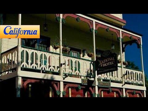Historic National Hotel & Restaurant, Jamestown Hotels - California