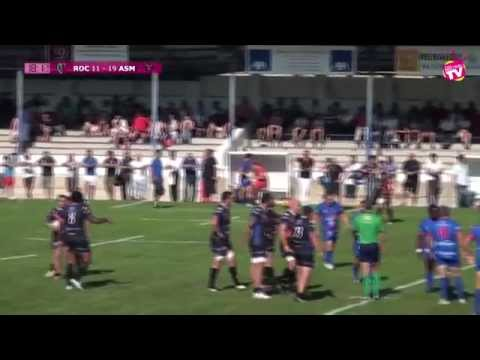 RUGBY Match ROC contre MACON