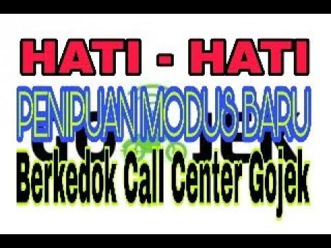 Penipu tertipu | Begoin Penipu berkedok Call Center Gojek
