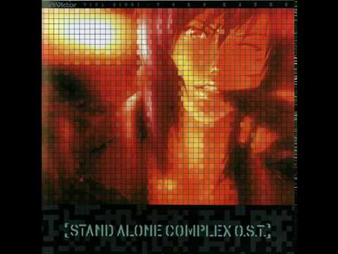 5.Ghost In The Shell - Where Does This Ocean Go? (Yoko Kanno)