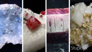 Cristale minerale