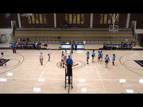 College of Marin vs. Contra Costa College Womens' Volleyball
