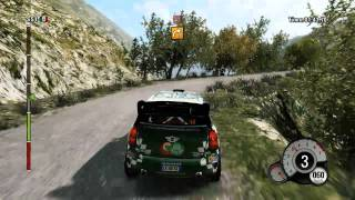 WRC 3   Final Gameplay Video   Mexico Track   Xbox 360, PS3, PS VITA and PC   PQube Games