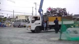 Recycling in Japan - Bicycles