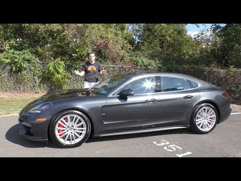 The 2017 Porsche Panamera Turbo Is the Ultimate $150,000 Lux