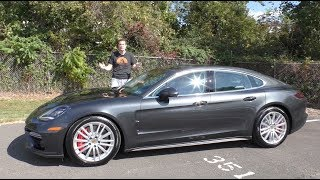Download The 2017 Porsche Panamera Turbo Is the Ultimate $150,000 Luxury Sedan Mp3 and Videos