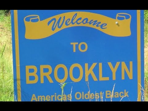 Founded by Chance, Sustained by Courage: The Brooklyn Illinois Project