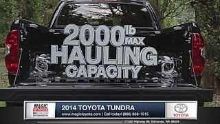 2014 Toyota Tundra Review  | Magic Toyota - Toyota Dealer in Edmonds, WA