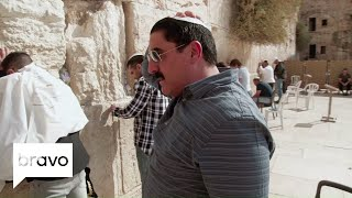 Shahs of Sunset: Reza Farahan Has a Spiritual Experience (Season 6, Episode 5)   Bravo