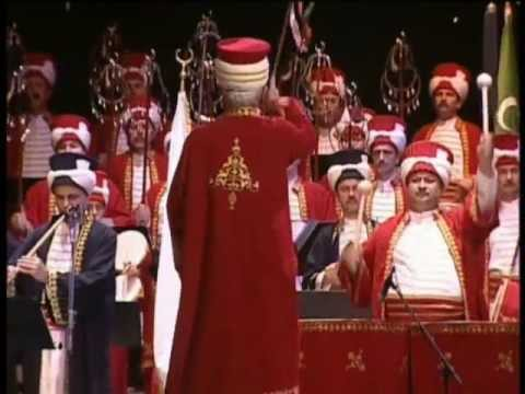 Mehter and Russian army choir part 2
