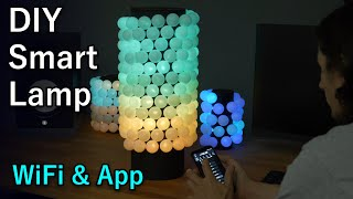 Smart Ping Pong LED Lamp [Quick&Simple DIY]