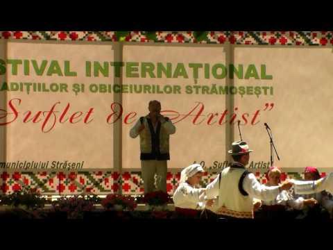 Festival de caritate Suflet de artist la Strășeni