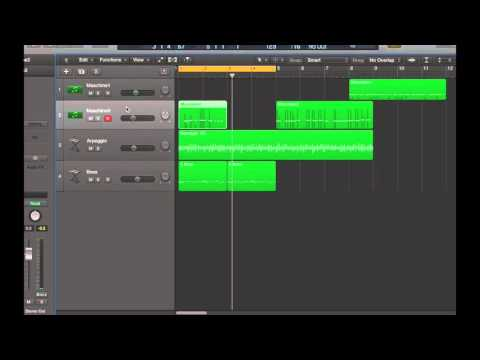 Record MIDI From Maschine Inside Of Logic/Multiple Instances of Maschine