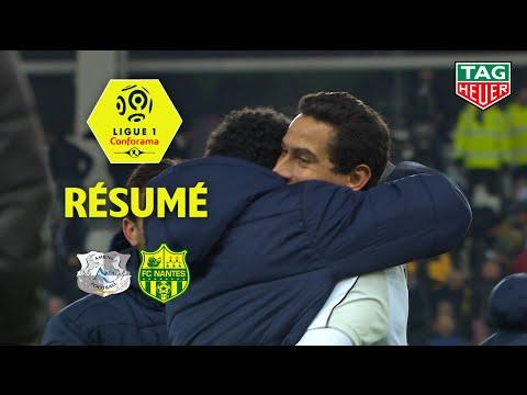 Amiens SC - FC Nantes ( 1-2 ) - Résumé - (ASC - FCN) / 2018-19