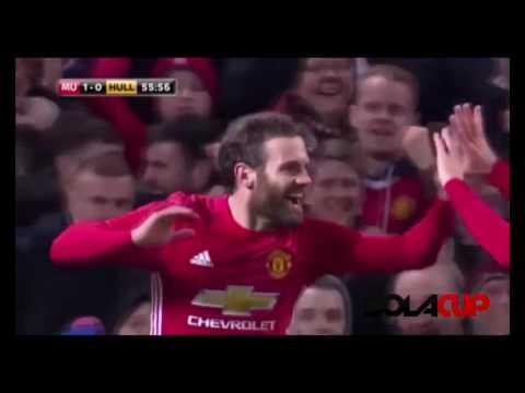 Download Manchester United 2 - 0 Hull City All Goals & EXTENDED Highlights - EFL CUP // 11/01/17