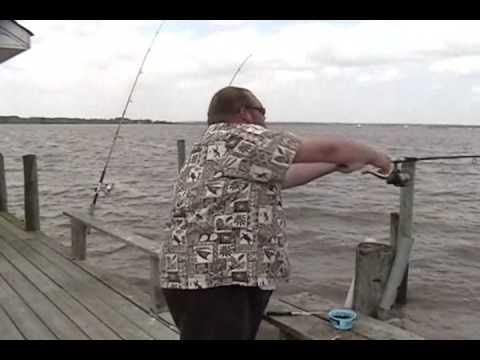 Fishing On The Rappahannock River