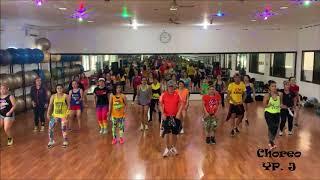 DI SINI MENUNGGU DI SANA MENANTI | ZUMBA | DANGDUT | DANCE | CHOREO BY YP.J