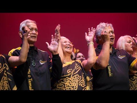 Kaumātua Kapa Haka 2017 – Day 2