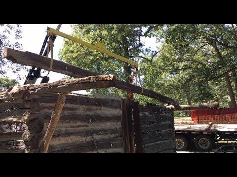 Iowa City In Focus: Restoring Historic Cabins