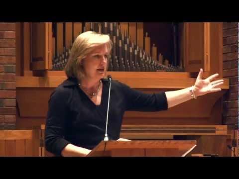Strommen speaker series features Sally Smith of Buffalo Wild Wings