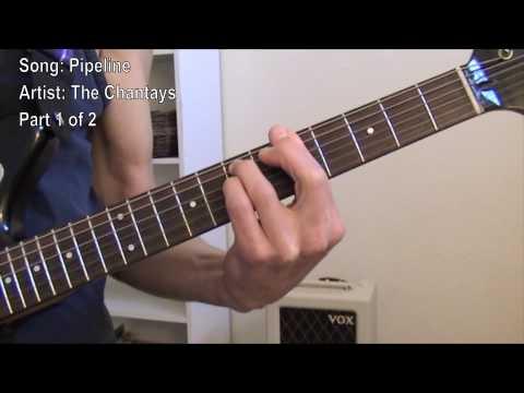 Pipeline - Guitar Lesson 1/2