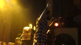 Chronixx live, Clean Like A Whistle, Bluebird Theater, Denver, CO May 26, 2015