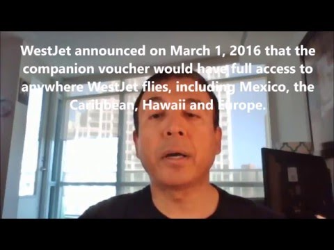 WestJet RBC World Elite MasterCard New Companion Benefits May Not Be Beneficial By Financial Author