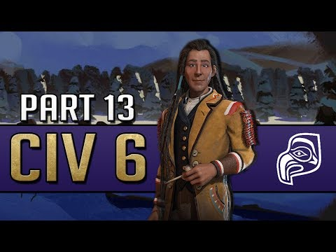 ALL CAUGHT UP -  Let's Play Civilization 6: Rise and Fall - Cree / Part 13