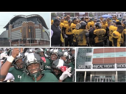 Cass Tech (Detroit, MI) vs King (Detroit, MI)  : UTR Highlight Mix 2016