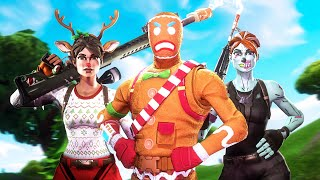 Le RAREST SKINS EVER Squad Up in Fortnite For The FIRST TIME... (meilleure équipe)
