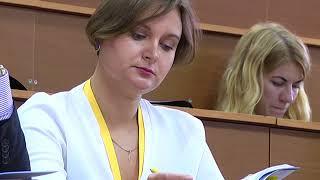 2017-09-27 г. Брест. Международная научно-практическая конференция. Новости на Буг-ТВ.