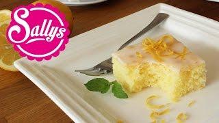 Zitronenkuchen / einfacher, fruchtig frischer Rührkuchen / Sallys Classics