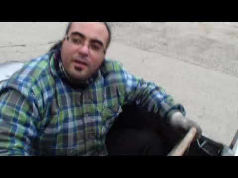 DIY Hot Rod Kart fun drive & clutch works