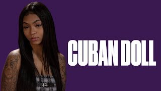 Cuban Doll talks Aaliyah Keef and growing up while her mom served jail time