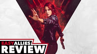 Control - Easy Allies Review (Video Game Video Review)