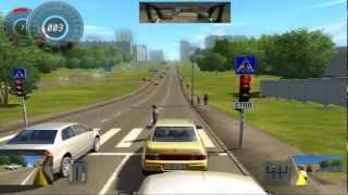 [Game Showcase]: City Car Driving