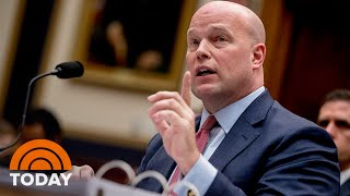 Acting AG Matthew Whitaker: 'I Have Not Interfered' With Mueller Investigation | TODAY
