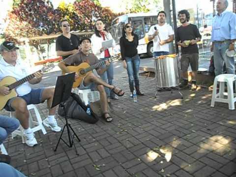 Recado (Paulinho da Viola e Casquinha da Portela) Projeto Prática de Samba