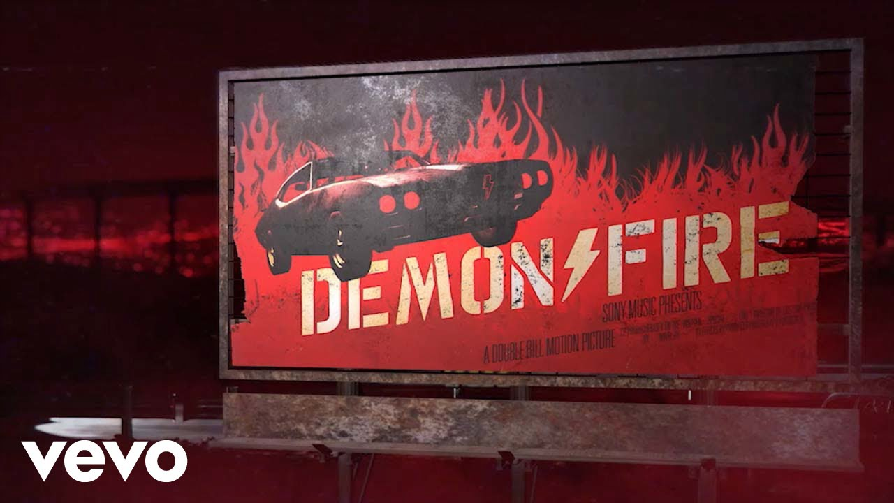AC/DC - Demon Fire (Official Video)