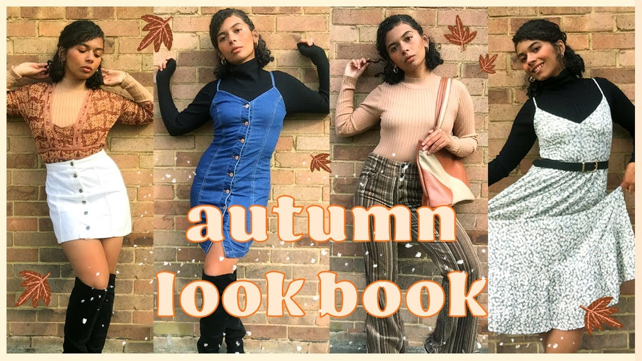 [VIDEO] - Autumn Look Book 2019 // Fall Outfit Ideas ? 2