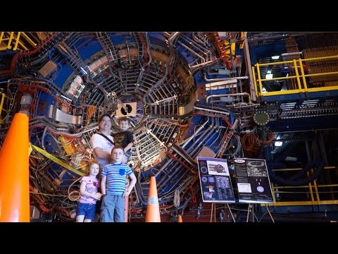 Splitting Atoms on Long Island: The Public Tours RHIC at Brookhaven National Lab Summer Sundays