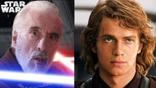 Star Wars Reveals Why Dooku Would NEVER Train Anakin - Star Wars Explained
