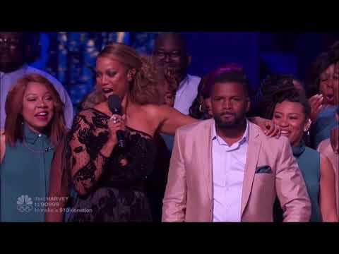 Greater Works: EPIC Gospel Choir Makes Howie Mandel Accept JESUS!? America's Got Talent 2017