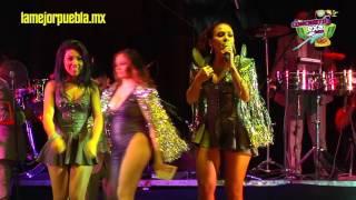 Sexy Cumbia / Concierto Exa 98.7 FM Puebla / Destellos Gruperos