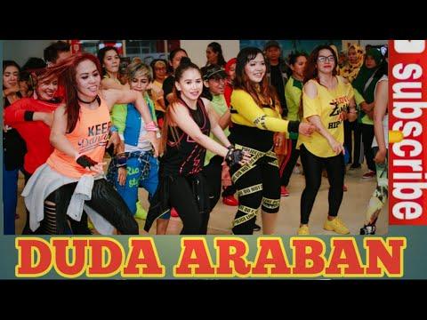 Duda Araban By Duo Gobas Karawang Sanggar Senam Dafinza Youtube