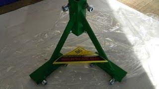 Сварка металлокаркаса с помощью приспособления.(Приспособление для сварки металлокаркаса, позволяет быстрее и проще, сварить любой металлокаркас из квадр..., 2013-09-15T08:46:56.000Z)