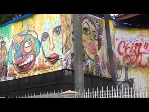Through My Eyes | Panama City's Street Art