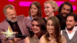 Download The BEST of Game Of Thrones On The Graham Norton Show Part 2 Mp3 and Videos