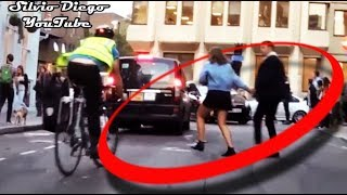 Is This Wanton & Furious Driving? - London Cyclists Compilation